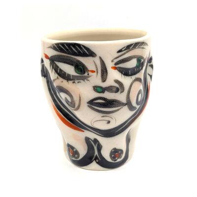 Akio Takamori, 'Cup IX', 1980-1989