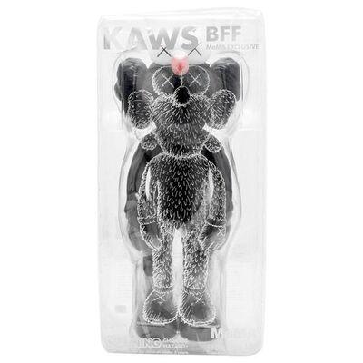 KAWS, 'KAWS, BFF (Black), 2017', 2017