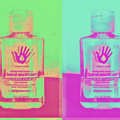 Natali Bravo-Barbee, 'Hand Sanitizer for the Summer', 2020