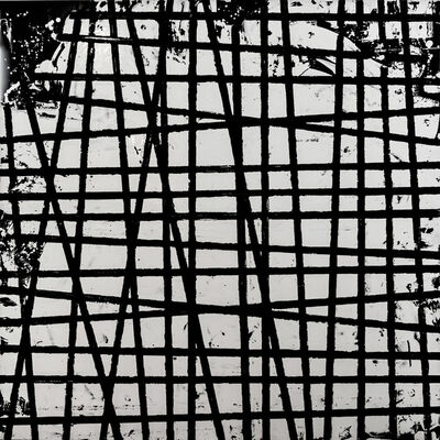 Pedro Peña, 'Black lines II', 2017