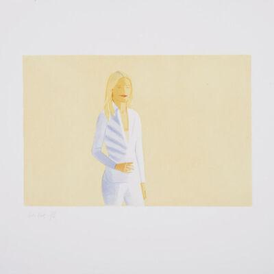 Alex Katz, 'Sissel', 2012