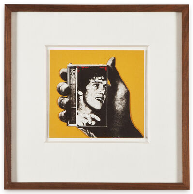 Wallace Berman, 'Untitled #127', 1964-76