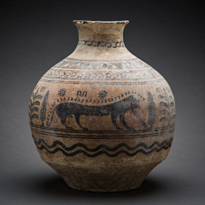 Unknown Asian, 'Indus Valley Terracotta Vessel', 3000 BCE-2000 BCE