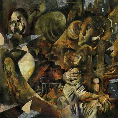 Dave McKean, 'Das Wachsfigurenkabinett (Robert Wiene) 1924', 2020