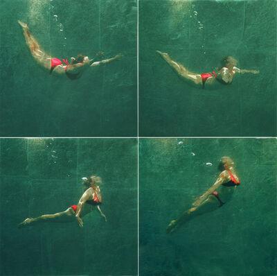 Eric Zener, 'Rising Up (Quad)', 2010