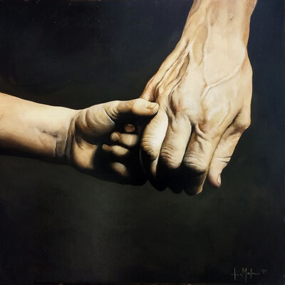 Filippo Manfroni, 'Padre', 2019