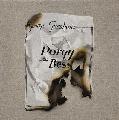 Paul Béliveau, 'In Memoriam: Gershwin', 2019