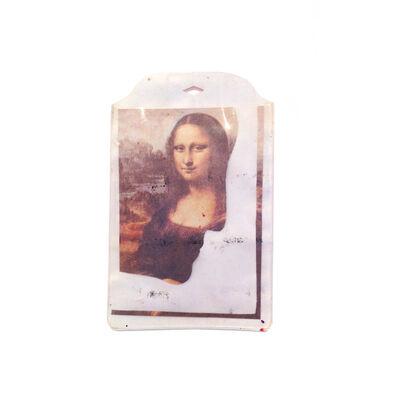 Armando Queiroz, 'Sem título (Duchamp e Mona Lisa)', ca. 1990
