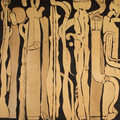 James Jarvaise, 'Cortege des fleurs pour vous', 1996