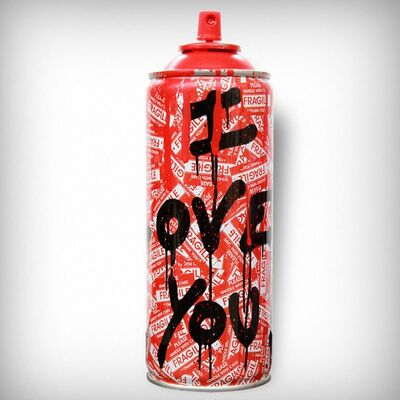 Mr. Brainwash, 'Can I Love You', ca. 2016