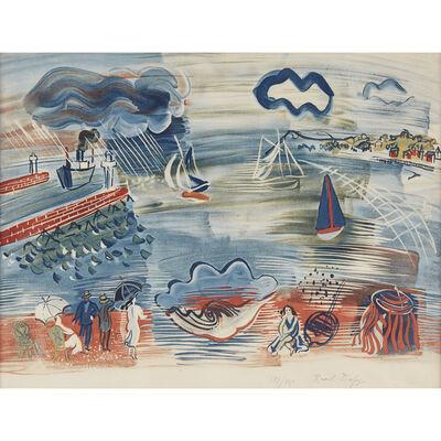 Raoul Dufy, 'Le Havre', Circa 1930
