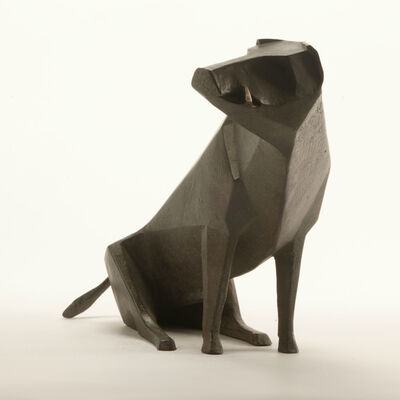 Terence Coventry, 'Sitting Boar Figure', 2004