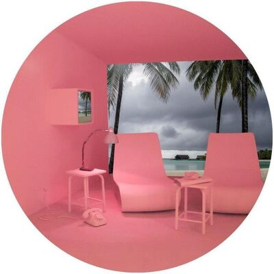Vered Rosen, 'Salone del Mobile (Design fair in Milan), Background: Maldives', 2018