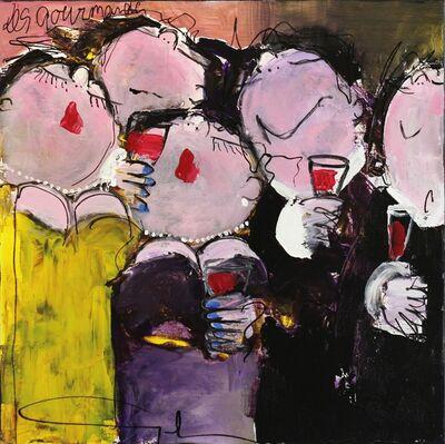 Gerdine Duijsens, 'Les Gourmands', 2016