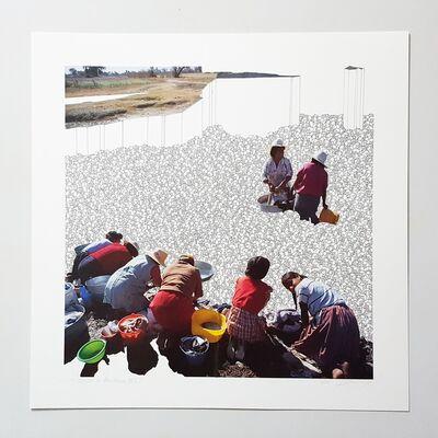 Amir Tomashov, 'Voices in the Flood No.5', 2017