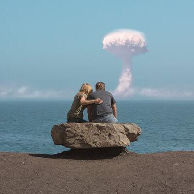 Clay Lipsky, 'Atomic Overlook: 19, 2012'