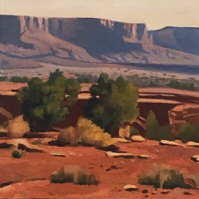 """Gary Ernest Smith, '""""Capitol Reef""""', 2019"""