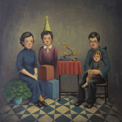 Li Jing 李璟, 'The Sample Family 005', 2017