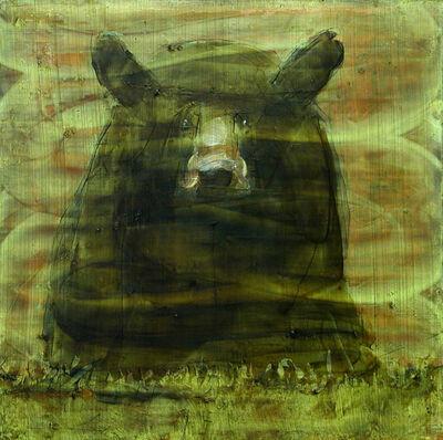Les Thomas, 'Animal Painting 09-6577'