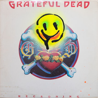 Vernon O'Meally, 'Grateful Dead - Reckoning ', 2018