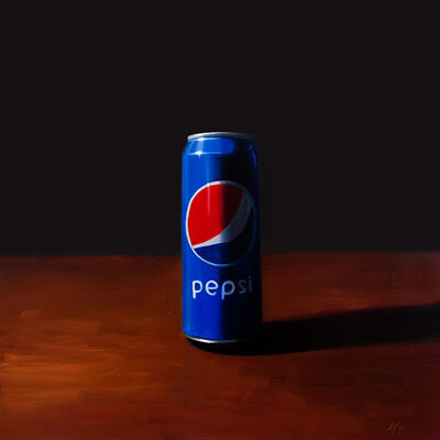 James Zamora, 'Pepsi Can', 2017