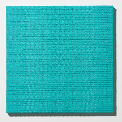 Denise Yaghmourian, 'Aqua Field', 2020