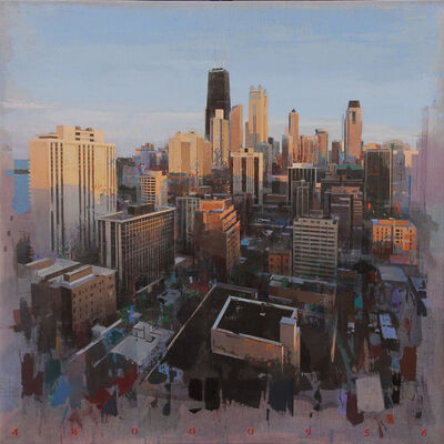 Albert Vidal, 'From Astor Towers', 2018