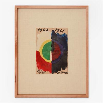 Alfred Jensen, 'Untitled', 1961-1962