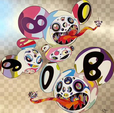 Takashi Murakami, 'This World and the World Beyond', 2013