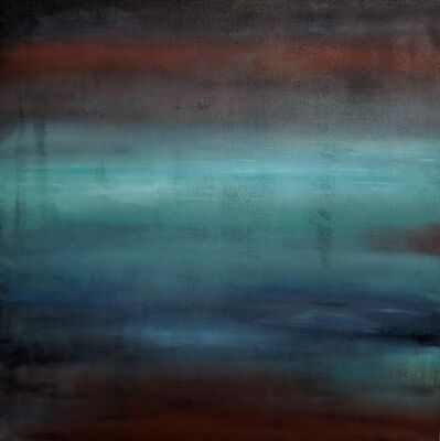 Neda Dana-Haeri, 'Red Opened its eyes', 2018