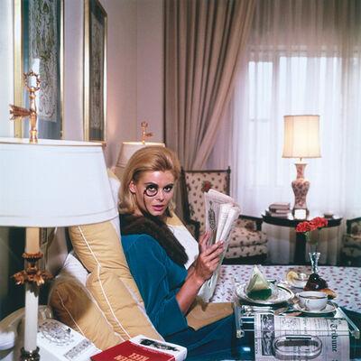 Slim Aarons, 'Monocled Miss', 1964