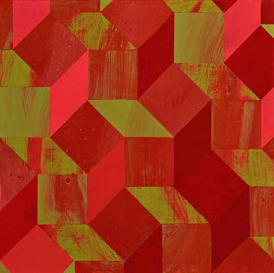Jeanette Fintz, 'Tumble 1', 2014