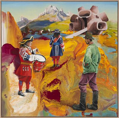 Stephen Bush, 'Brecknock', 2015