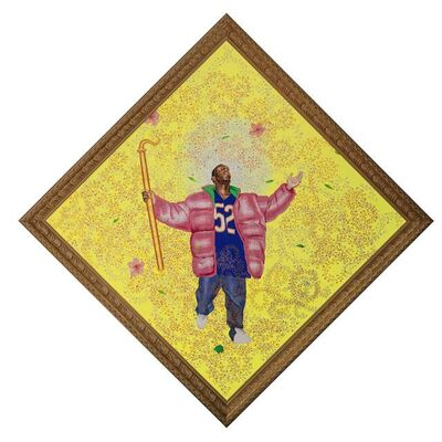 Kehinde Wiley, 'Easter Realness 7', 2014