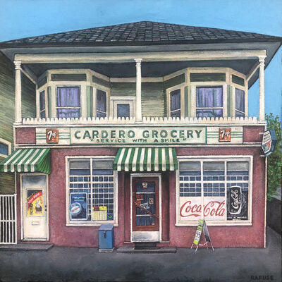 Will Rafuse, 'Cardero Grocery', 2019