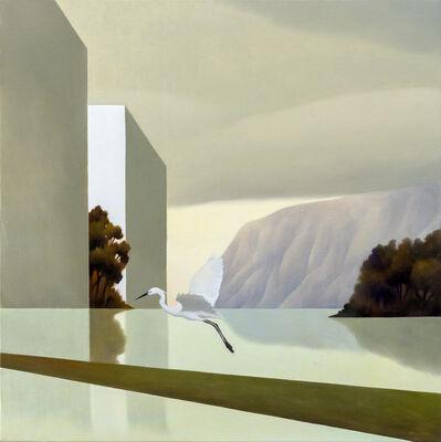 Cesare Reggiani, 'La calda foschia', 2020