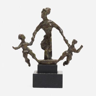 Chaim Gross, 'Mother and Children'