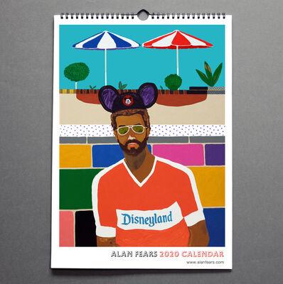 Alan Fears, 'Alan Fears 2020 Calendar', 2019