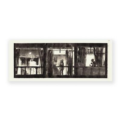 Gonzalo Borondo, 'Insurrecta XIX (Balcón II)', 2020