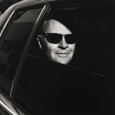 Michel Comte, 'Anthony Hopkins', 1991
