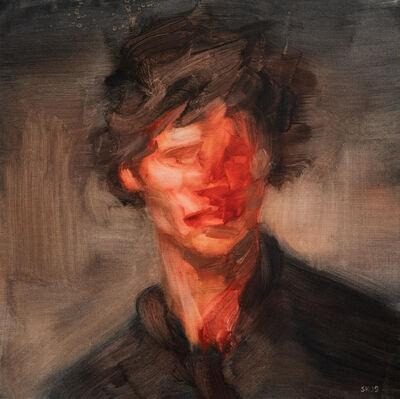 Salman Khoshroo, 'Portrait Study -1', 2019