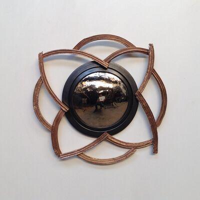 Michel Salerno, 'La Lortie et a L'Interieur, Mirror', 2020