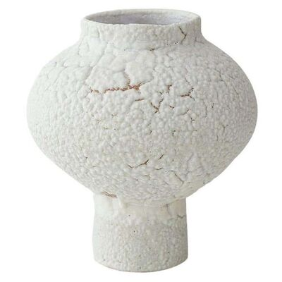 Pedro Paz, 'Glaze Stoneware Vase, Raquel Vidal and Pedro Paz', 2019