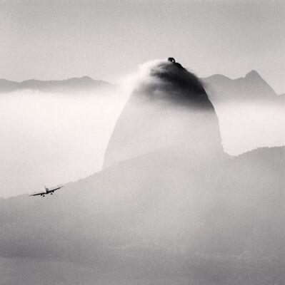 Michael Kenna, 'Plane and Sugar Loaf Mountain, Rio Di Janeiro, Brazil', 2006