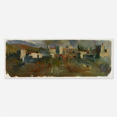 Armando Morales, 'Pasaje', 1989