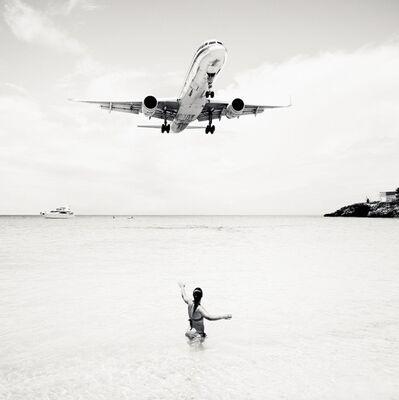 Josef Hoflehner, 'Jet Airliner 57', 2011