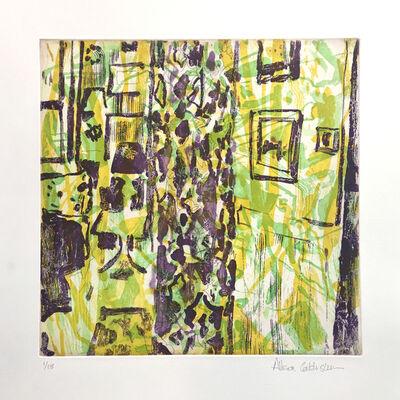 Allison Gildersleeve, 'Untitled (yellow)', 2017