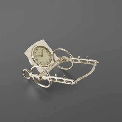 Hermès, 'Desk Clock', c. 1940