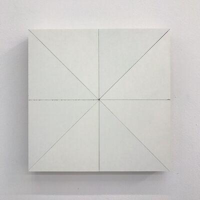 Martin Wöhrl, 'Little Cross', 2018