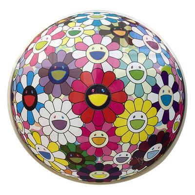 Takashi Murakami, 'Flowerball: Open Your Hands Wide', 2015